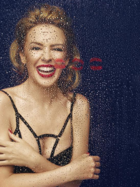 Kiss Me Once: A Kylie Moment (Review) — SiftThru Kylie Minogue Kiss Me Once Photoshoot