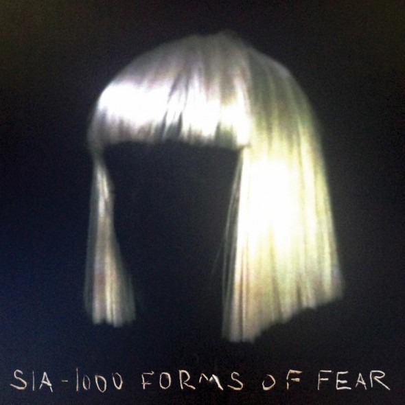 Sia readies 1000 forms of fear cover tracklist chandelier music the album features chandelier and elastic heart her collaboration with the weekend and diplo featured on the hunger games catching fire soundtrack aloadofball Image collections