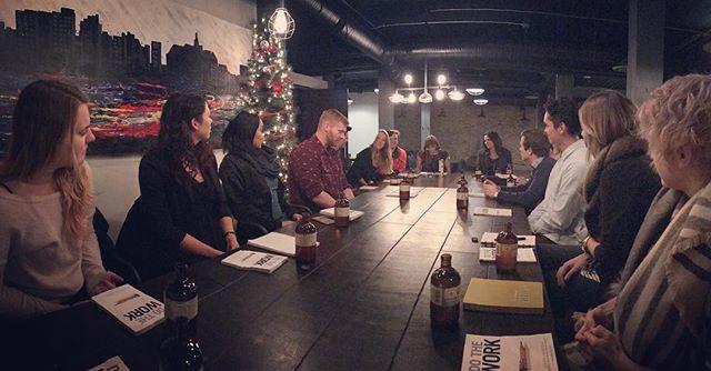 Innovator's Meet-Up December 2016.