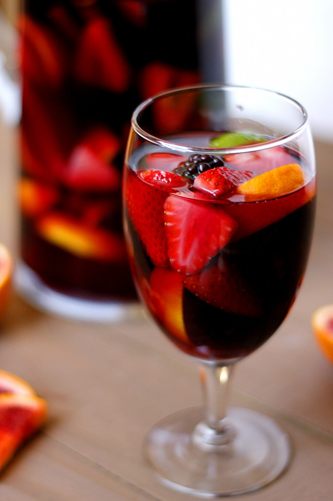 Locklane Weddings & Events, Nashville Planner | Summer Sangria for a Patriotic Wedding