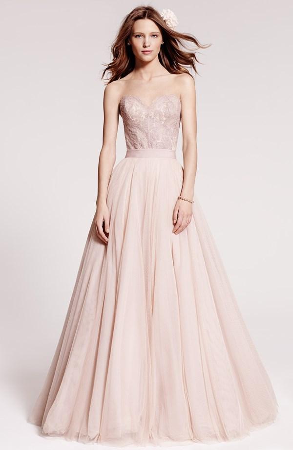 Charmant Locklane Weddings U0026amp; Events   Inexpensive, Pink Watters Wedding Dress