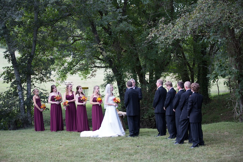 Locklane Weddings & Events, Nashville Planner - Narrow Gate Foundation Barn Wedding