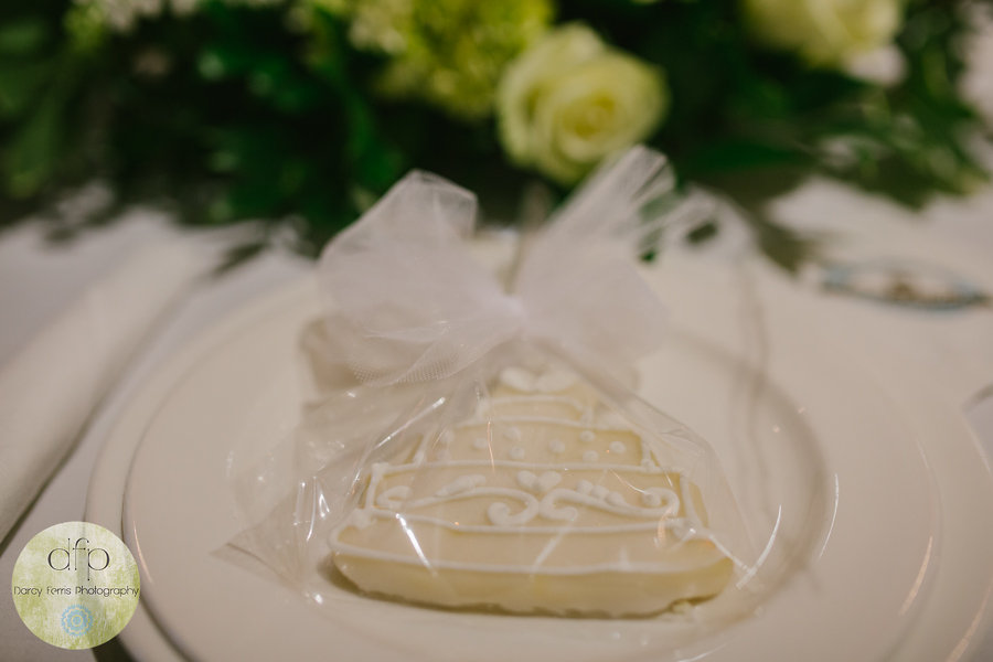 Puffy Muffin wedding cookies - Locklane Weddings & Events, Nashville Planner