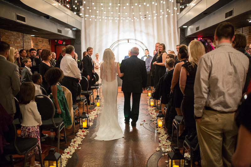 Downtown Nashville Wedding, Locklane Weddings & Event