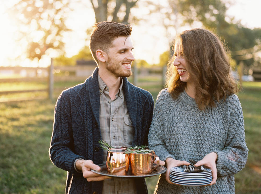 Locklane Weddings & Events, Thanksgiving Friendsgiving