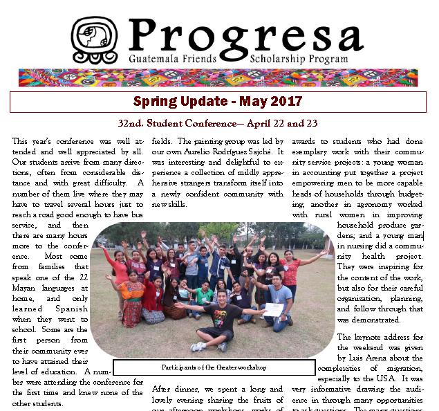 2017 spring update