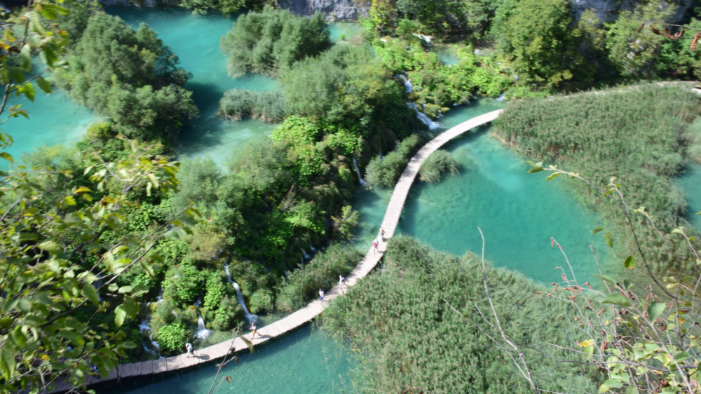 Plitvice Lakes National Park, Croatia 2015