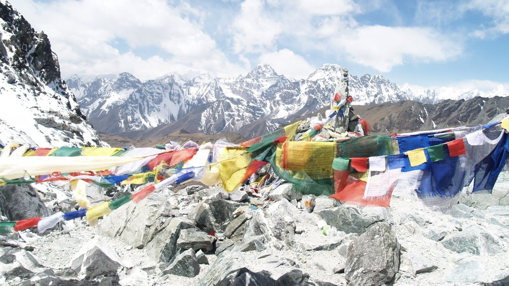 Everest Base Camp, Nepal 2012