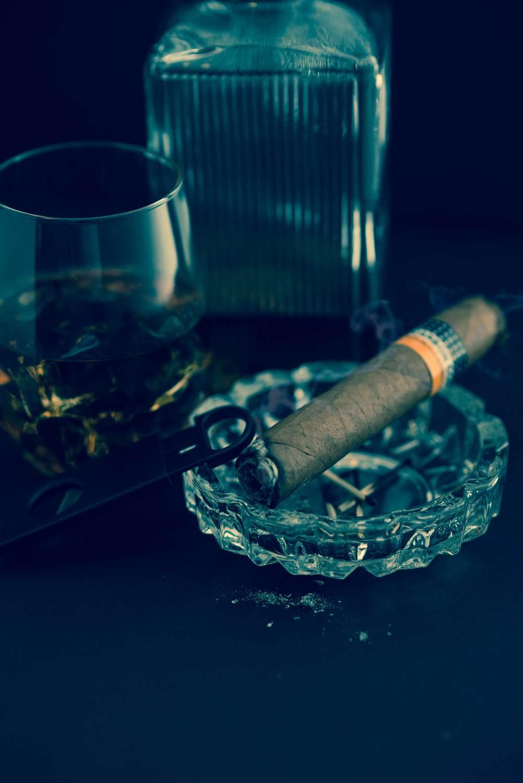 Cigar Smoke.