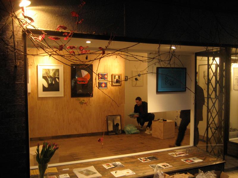 """UNITY"" One of kind gallery (Shaun Gladwell, Anthony Lister, Dan Boyd, Tim Moore, Martin Baptist) - Darlinghurst,Sydney"