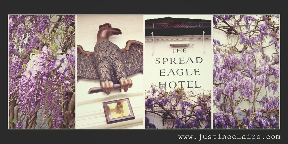 Spread eagle Midhurst wedding Photographers