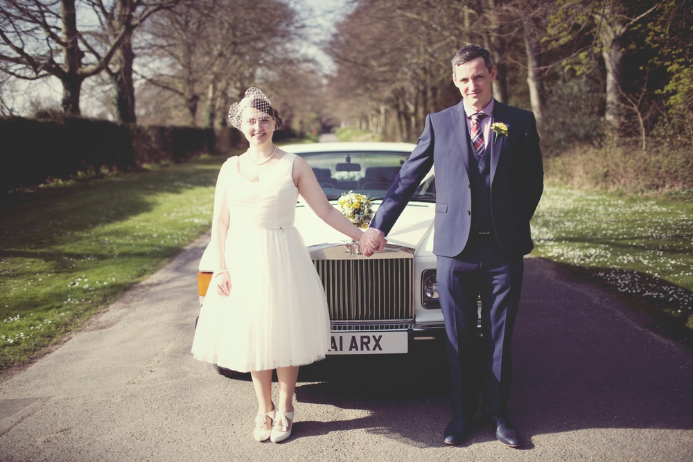 Wedding Photographs in Arundel Park