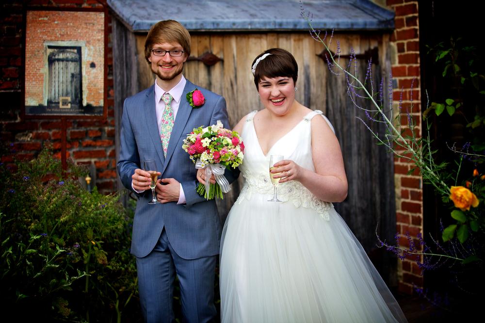 Walled Garden Wedding Photographers