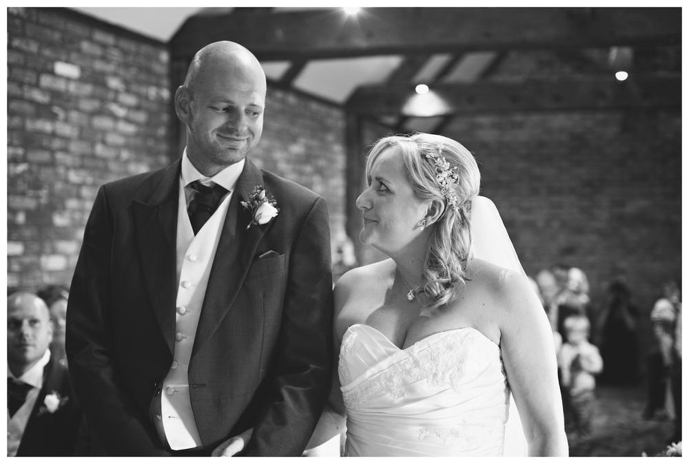 Selden Barn Wedding Ceremony