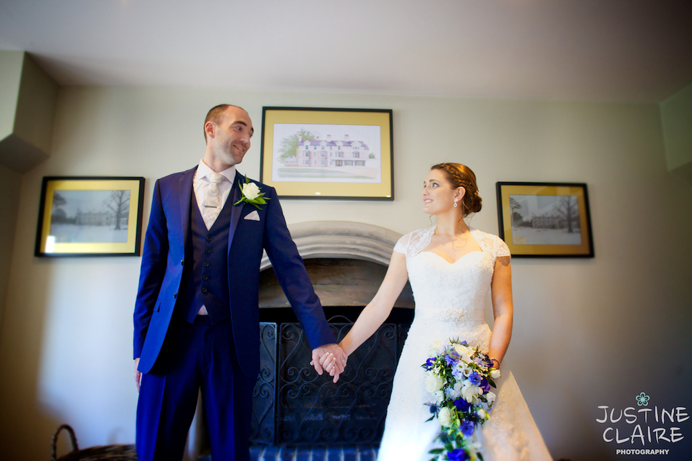 Hampshire Wedding Photographers at Southdowns manor