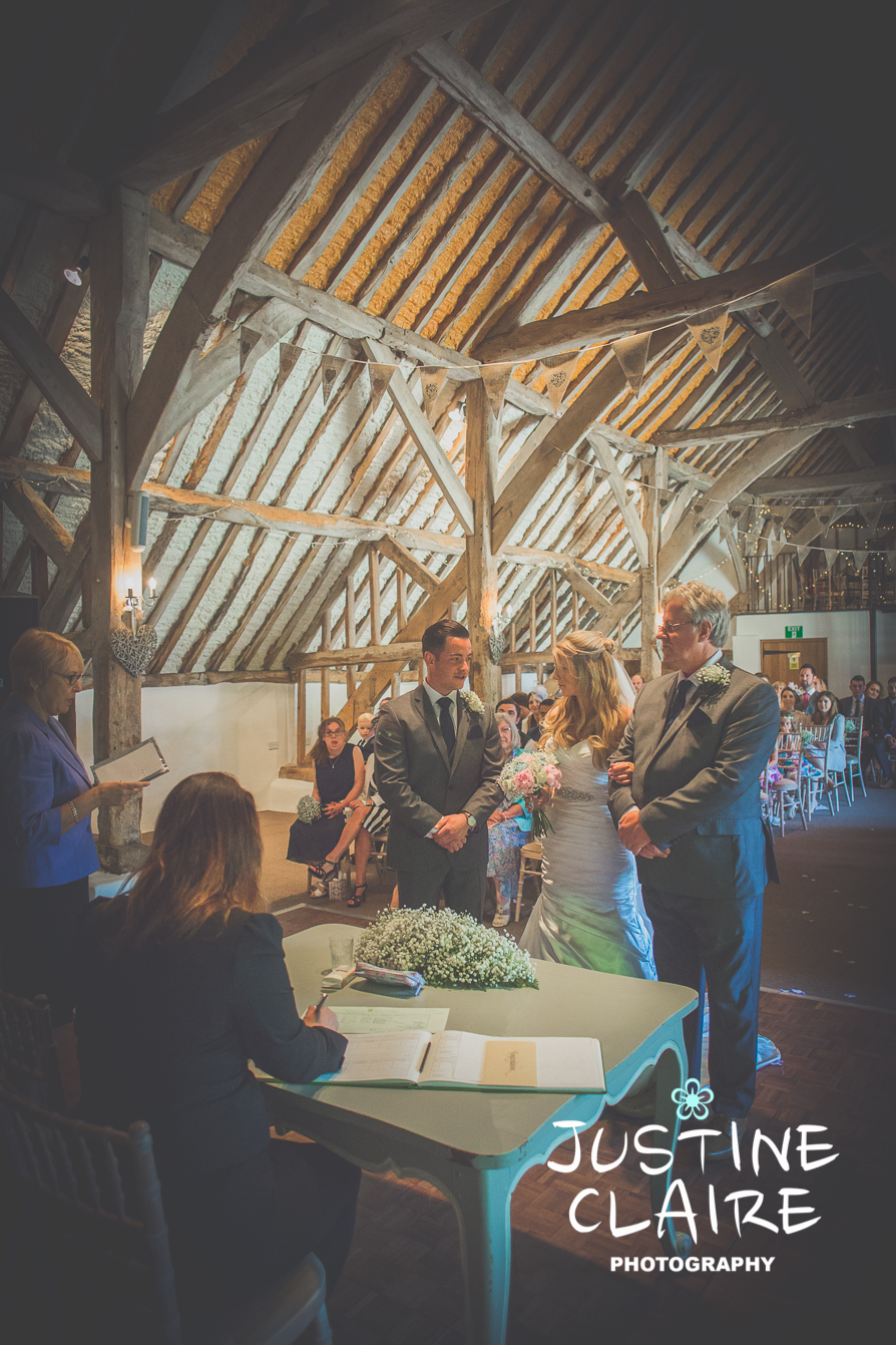 Fitzleroi Barn Wedding Photographers Justine Claire1.jpg