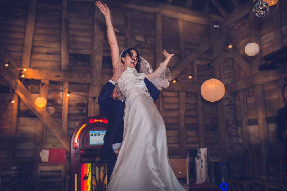 Chiddinglye Patricks Barn venue The Garden Chef Wedding Photographers Justine Claire1-18.jpg