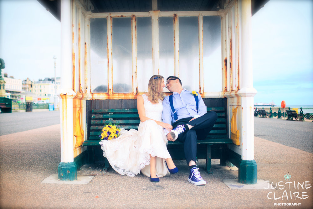 Brighton Bandstand Wedding at The Grand Brighton