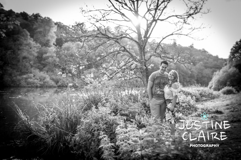 Engagement Shoot Tithe Barn