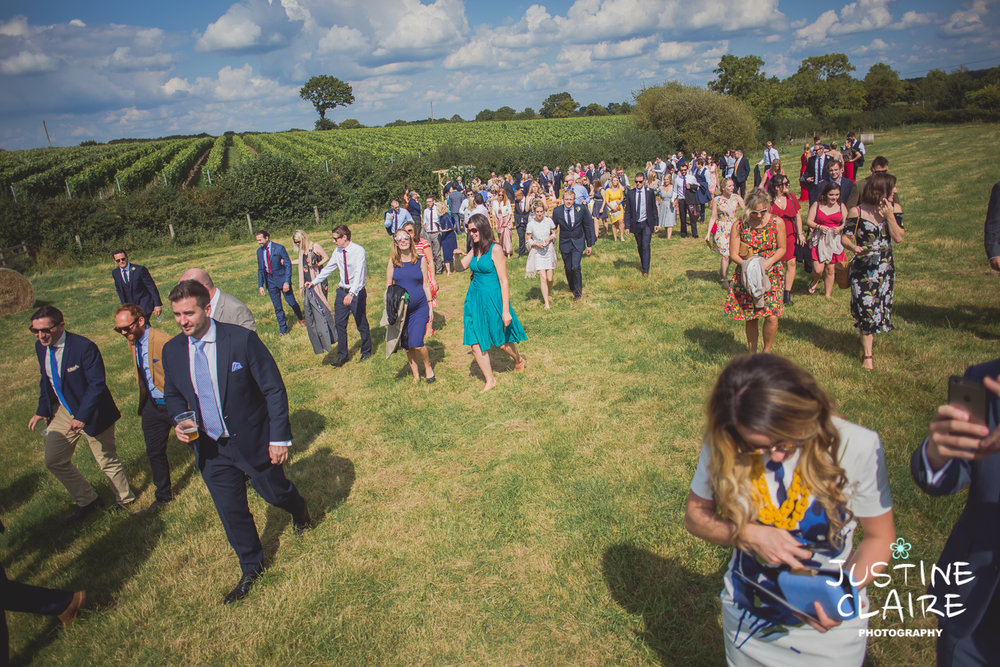 Photographers in Sussex Court Garden Farm Vineyard Barn Wedding Ditchling-73.jpg