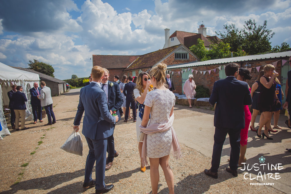 Photographers in Sussex Court Garden Farm Vineyard Barn Wedding Ditchling-16.jpg