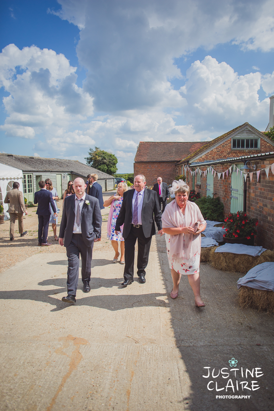 Photographers in Sussex Court Garden Farm Vineyard Barn Wedding Ditchling-18.jpg