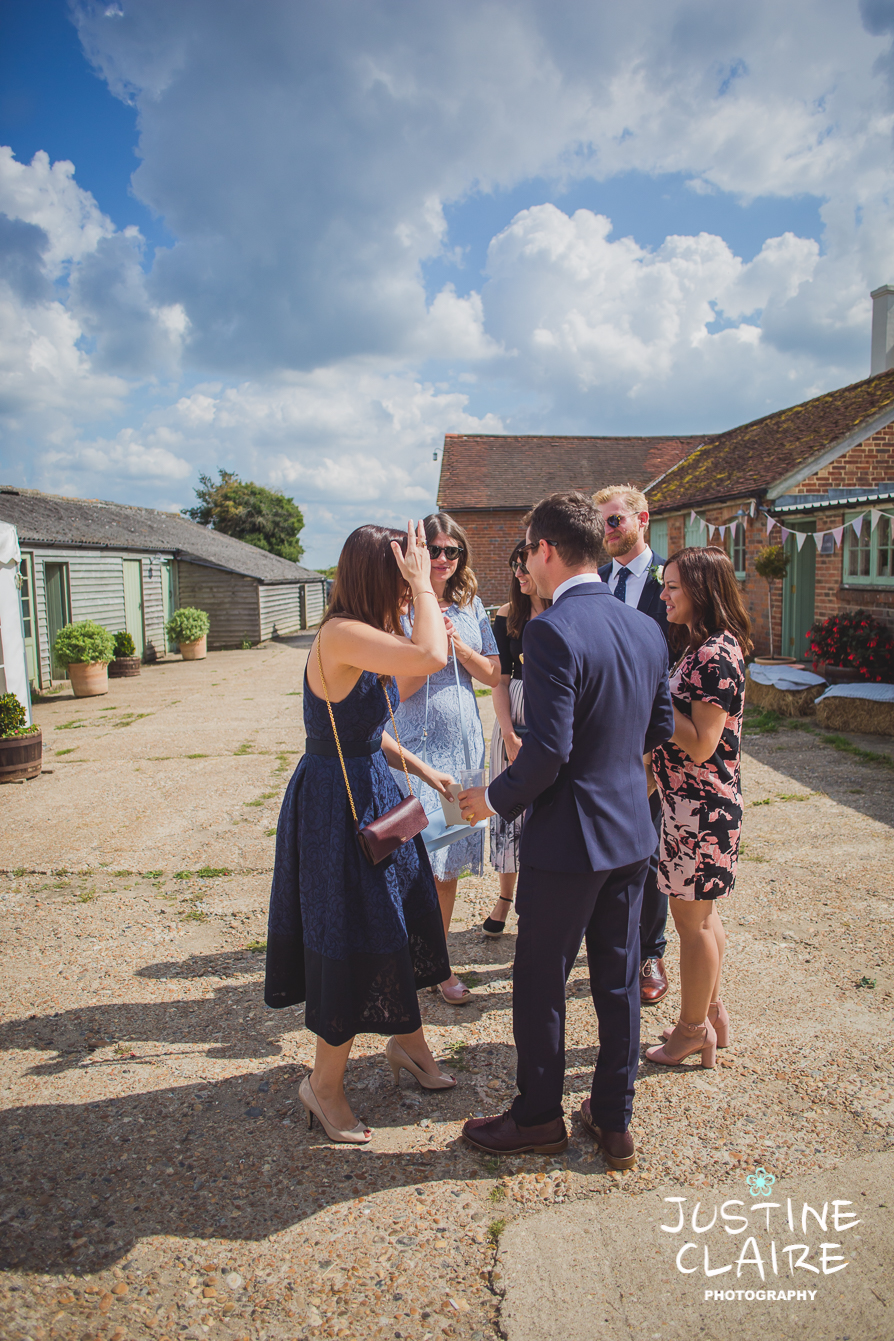 Photographers in Sussex Court Garden Farm Vineyard Barn Wedding Ditchling-23.jpg