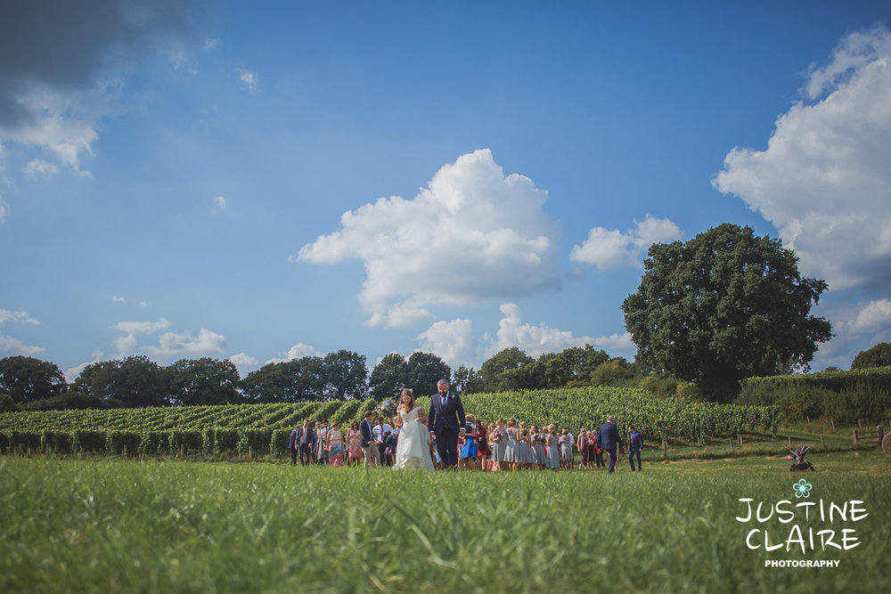 Photographers in Sussex Court Garden Farm Vineyard Barn Wedding Ditchling-75.jpg