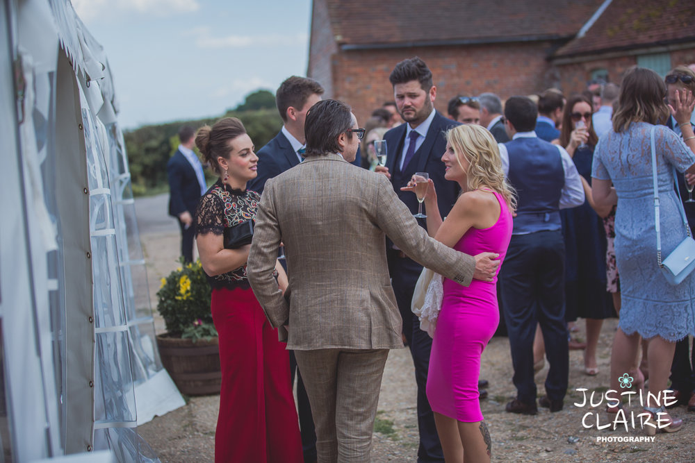 Photographers in Sussex Court Garden Farm Vineyard Barn Wedding Ditchling-93.jpg