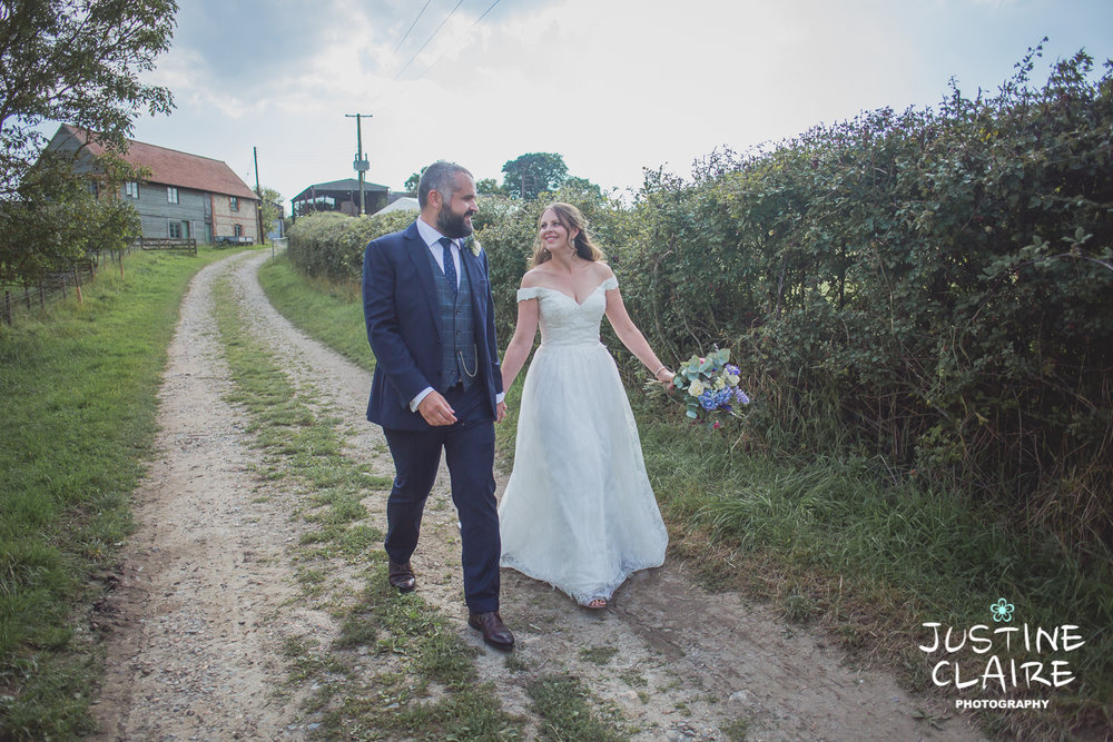 Photographers in Sussex Court Garden Farm Vineyard Barn Wedding Ditchling-116.jpg