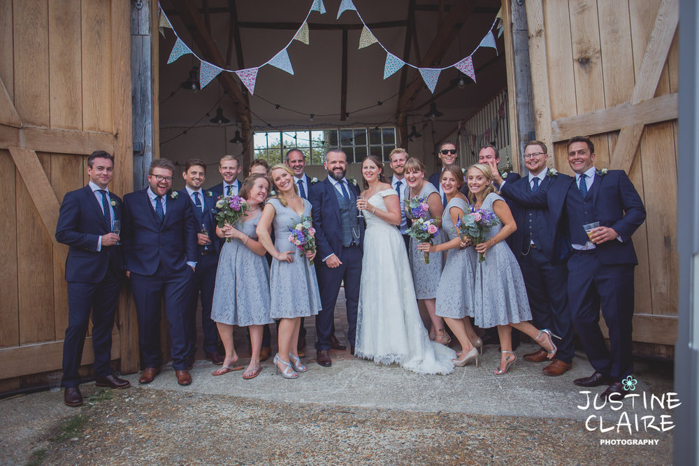 Photographers in Sussex Court Garden Farm Vineyard Barn Wedding Ditchling-101.jpg