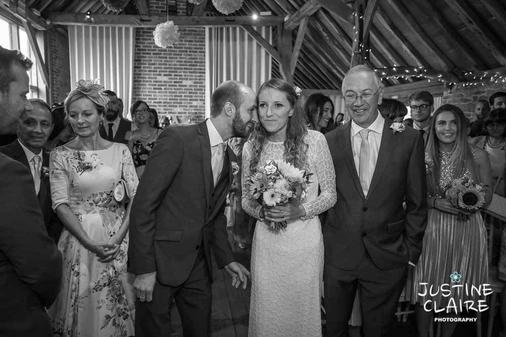 Grittenham Barn Wedding Photographers West sussex female reportage photography barn weddings-44.jpg