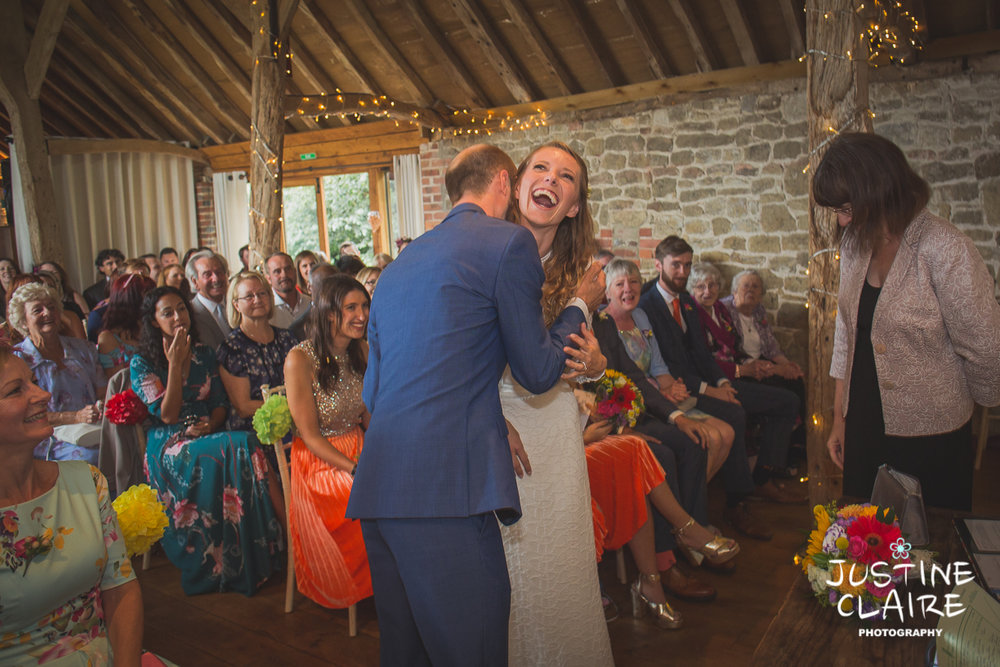 Grittenham Barn Wedding Photographers West sussex female reportage photography barn weddings-51.jpg