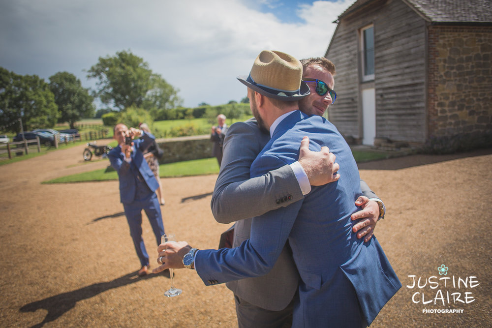 Grittenham Barn Wedding Photographers West sussex female reportage photography barn weddings-64.jpg