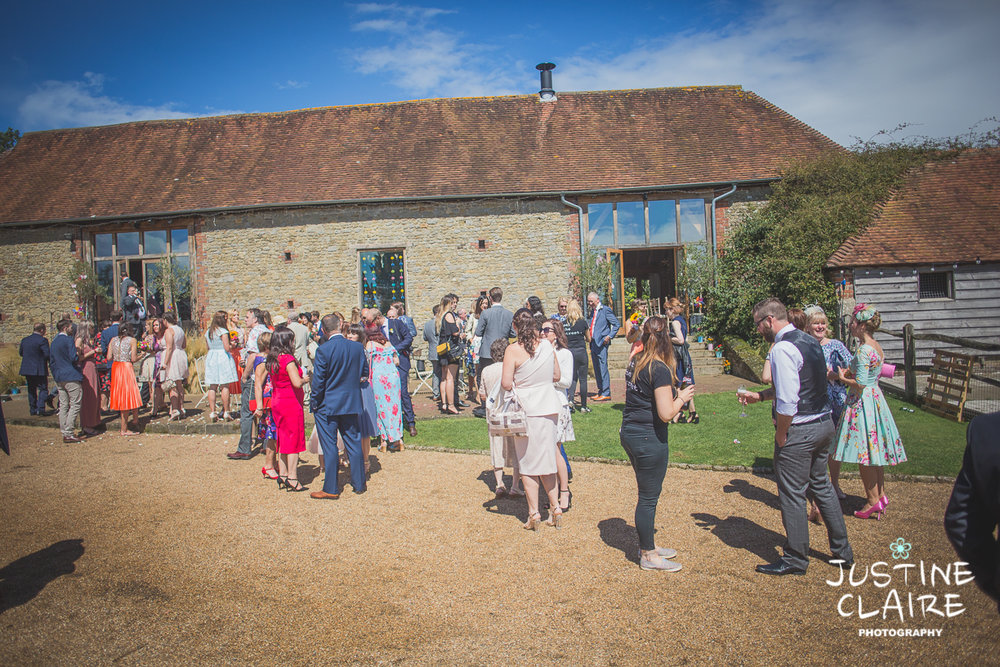 Grittenham Barn Wedding Photographers West sussex female reportage photography barn weddings-71.jpg