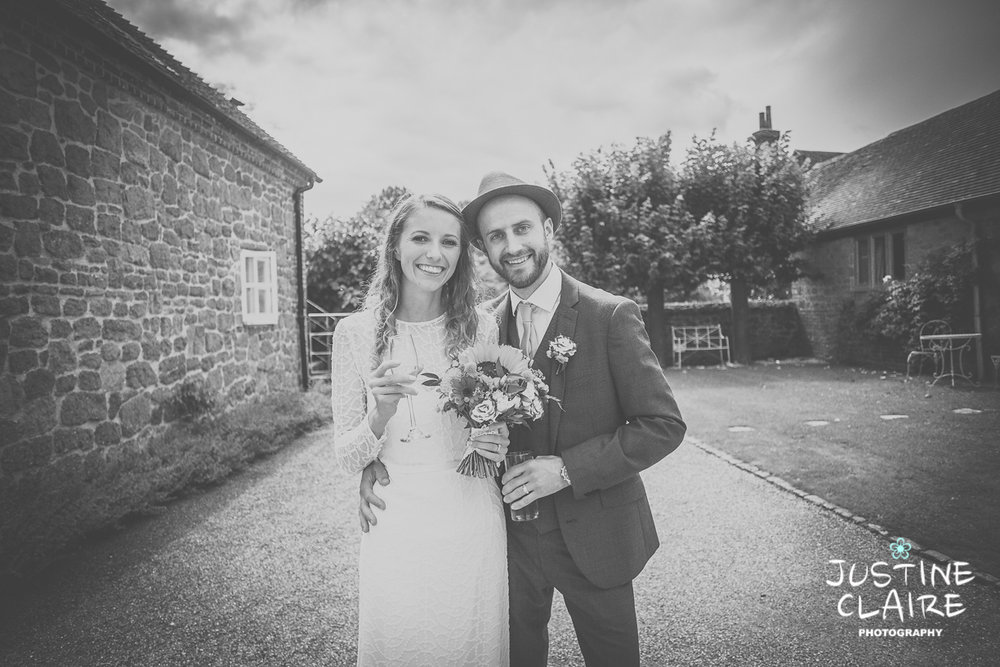 Grittenham Barn Wedding Portraits and photography - Justine Claire