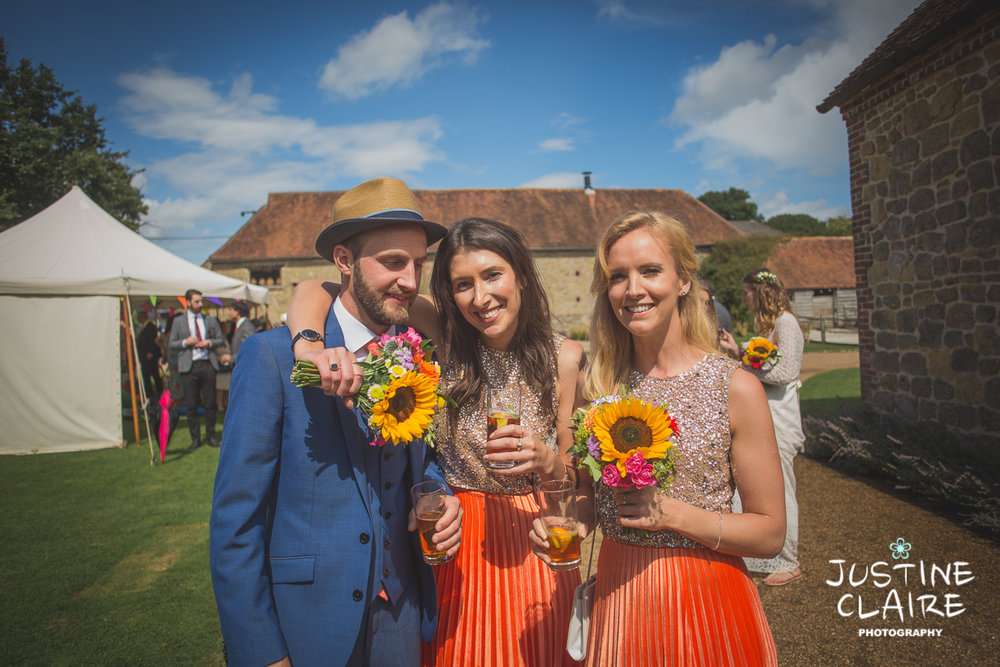 Grittenham Barn Wedding Photographers West sussex female reportage photography barn weddings-99.jpg