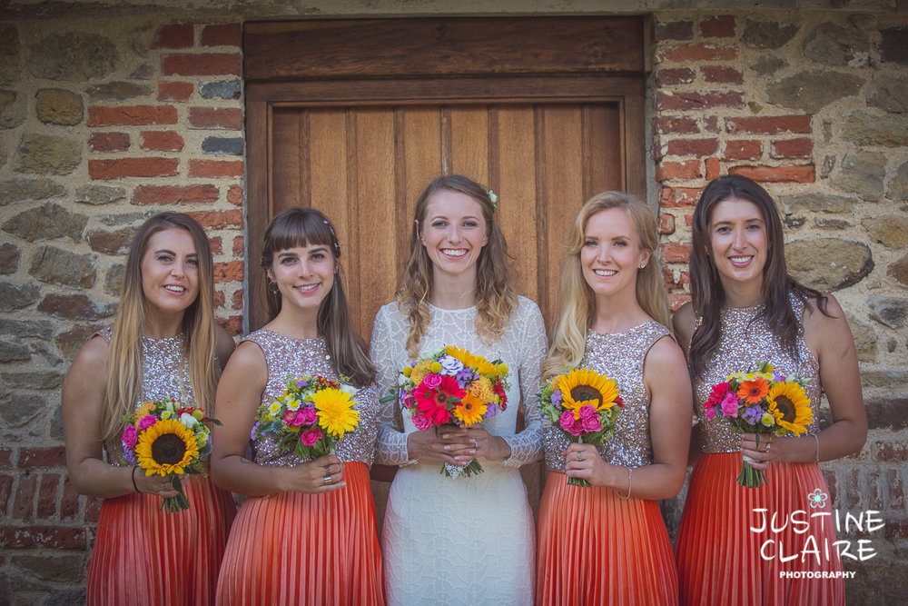 Bright vibrant stunning wedding  Grittenham Barn wedding venue sussex pretty barn wedding photographers and photography to capture your day - Justine Claire Photography #grittenhambarn #grittenhambarnphotographers #bestbarnphotographerssussex