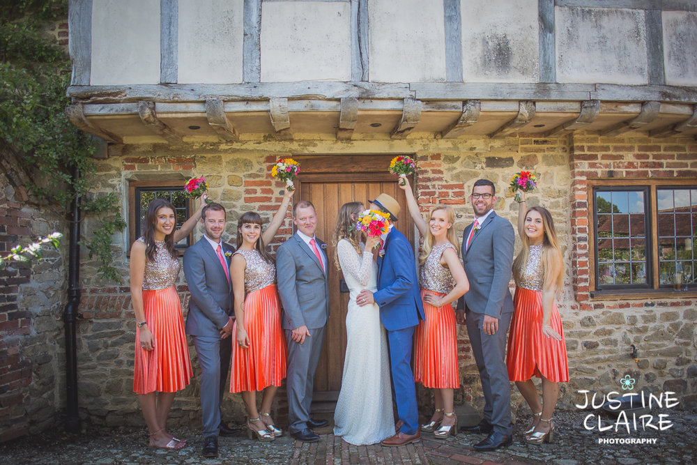 Grittenham Barn Wedding Photographers West sussex female reportage photography barn weddings-106.jpg