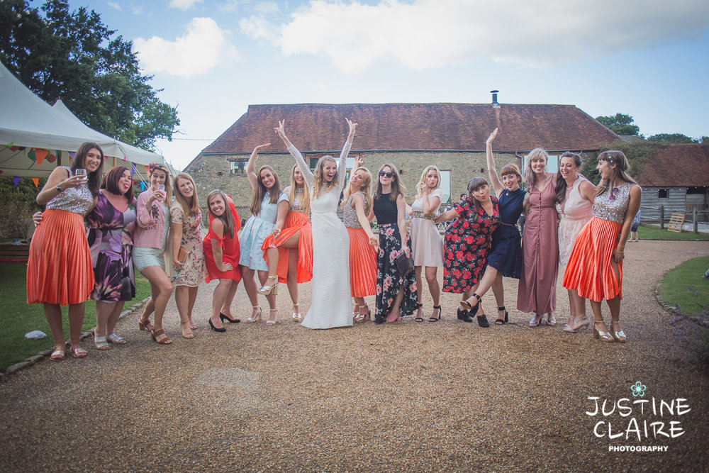 Grittenham Barn Wedding Photographers West sussex female reportage photography barn weddings-195.jpg