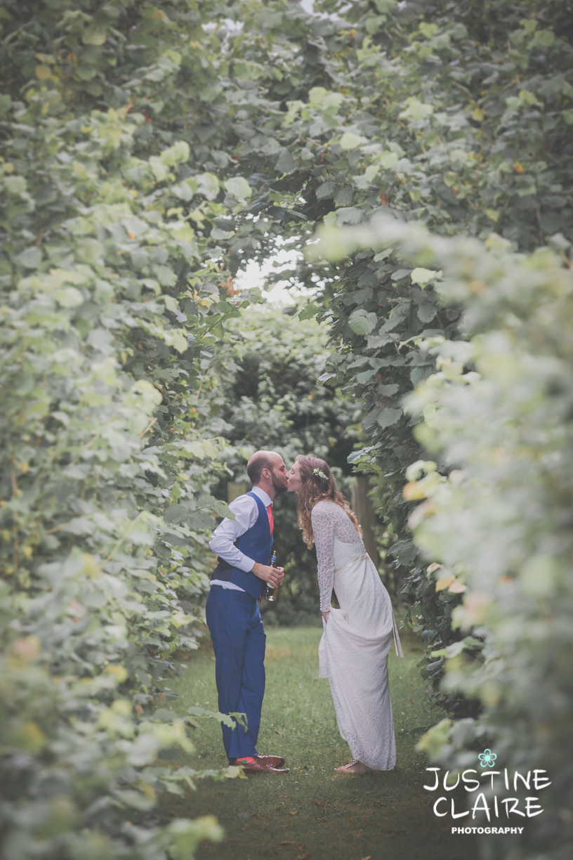 Barn weddings in the woodland unposed sussex