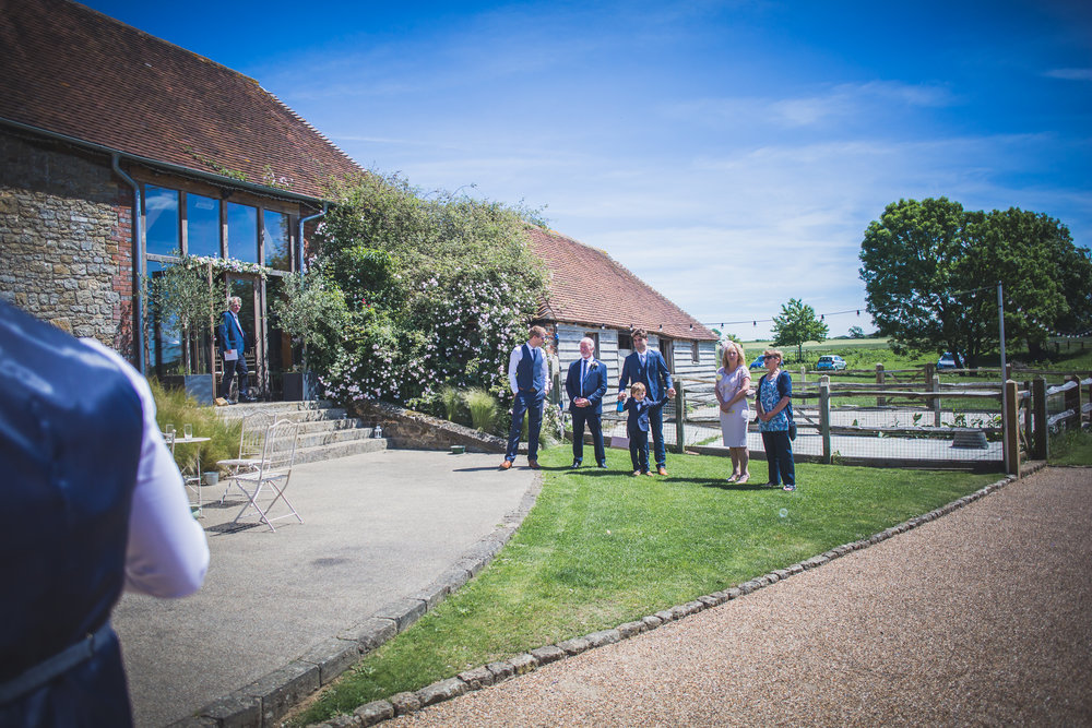 Grittenham Barn female wedding photographers west sussex petworth social-36.jpg