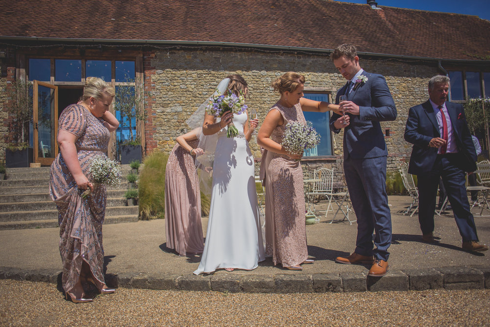 Grittenham Barn female wedding photographers west sussex petworth social-83.jpg