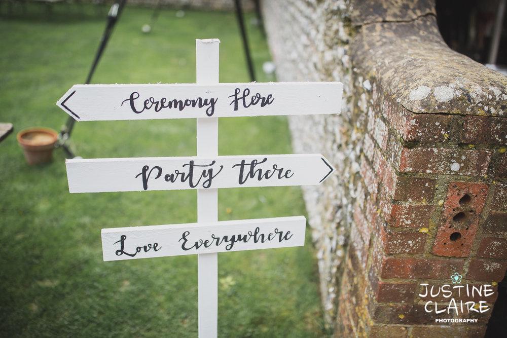 wedding photographer at Cissbury barn Findon Barn Venue Sussex reportage-2.jpg