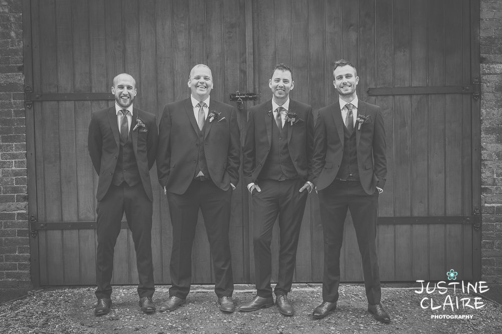 wedding photographer at Cissbury barn Findon Barn Venue Sussex reportage-7.jpg
