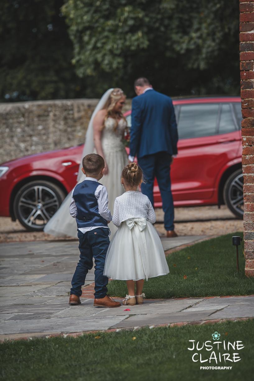 wedding photographer at Cissbury barn Findon Barn Venue Sussex reportage-33.jpg