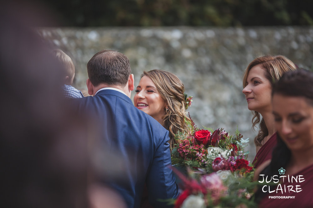wedding photographer at Cissbury barn Findon Barn Venue Sussex reportage-35.jpg