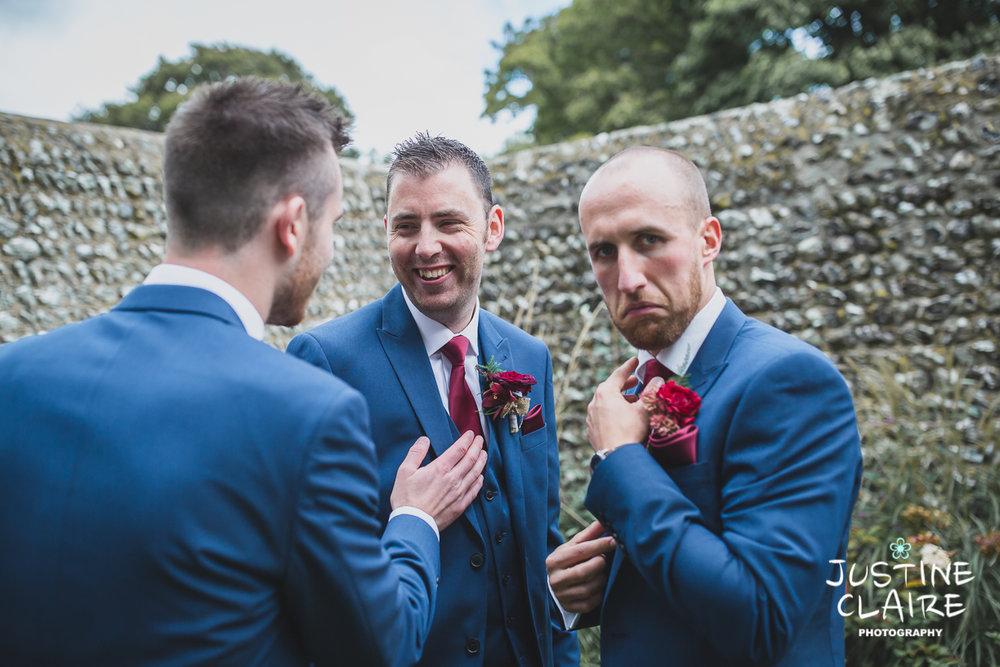 wedding photographer at Cissbury barn Findon Barn Venue Sussex reportage-52.jpg