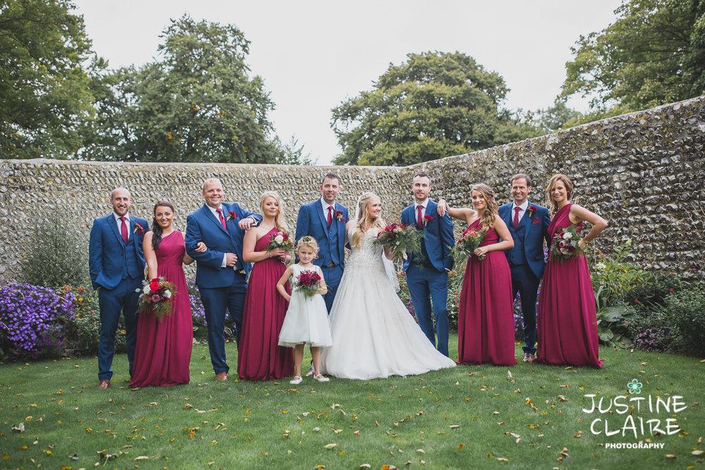 wedding photographer at Cissbury barn Findon Barn Venue Sussex reportage-53.jpg