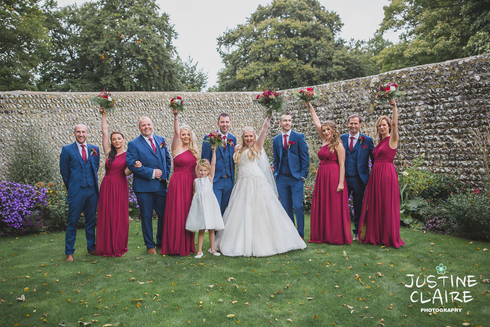 wedding photographer at Cissbury barn Findon Barn Venue Sussex reportage-54.jpg